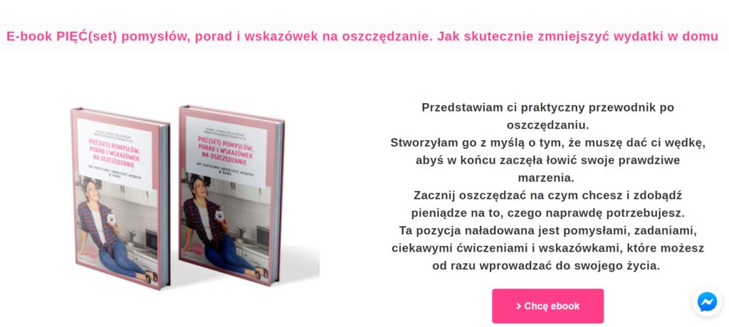 e-book w sklepie internetowym